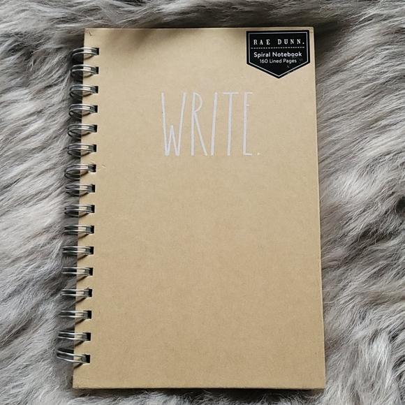 💄Rae Dunn Notebook